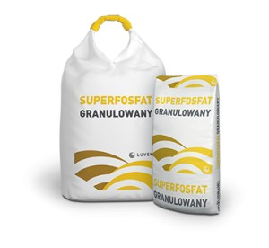 Superfosfat granulowany