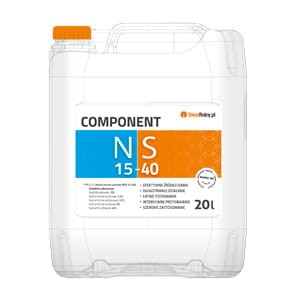 Component NS 15-40